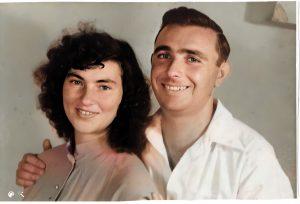 יהודית ויוסי 1953