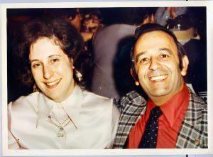 צביקו ושילה 1970