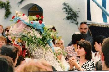 1988, רפאלה - בתו של יוסף עבו עברון