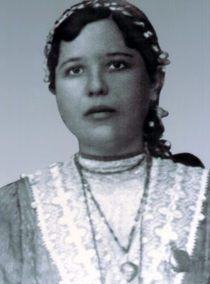 זהבה גולדה כהן, בתם של מאיר ורחל עבו