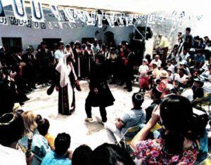 להקת צ'רקסים מהכפר ריחניה 1988