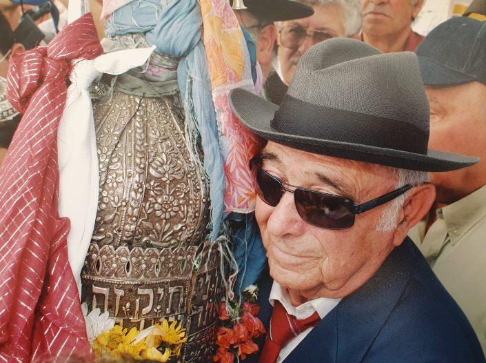 יוסף עבו עברון מוביל המסורת בדור החמישי 2005