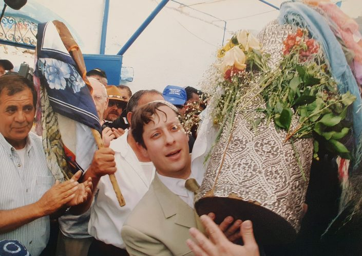 רפאל עבו דור שישי למסורת 2005