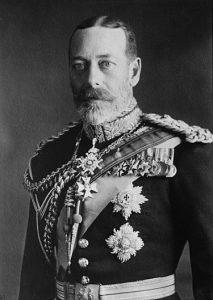 המלך ג'ורג' החמישי, ויקיפדיה