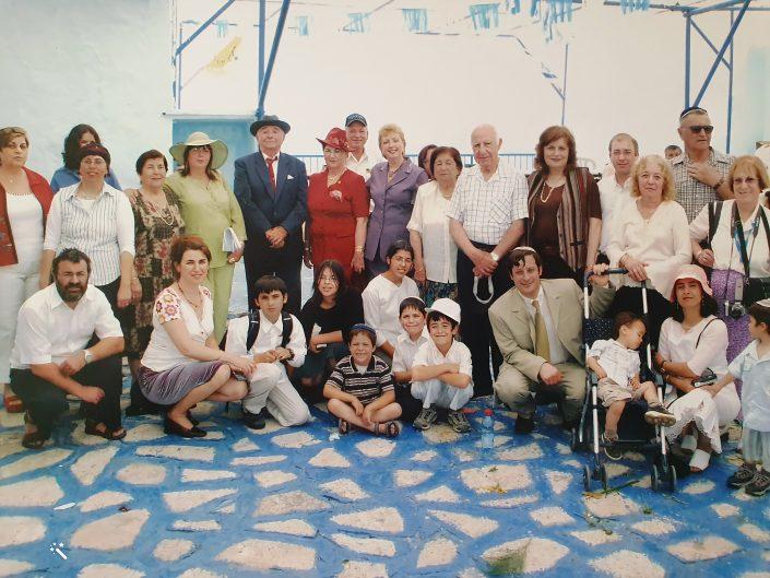 משפחת עבו לדורותיה 2004