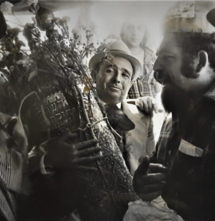 1976 - יוסף עבו עברון ממשיך המסורת בדור החמישי ומאיר עברון