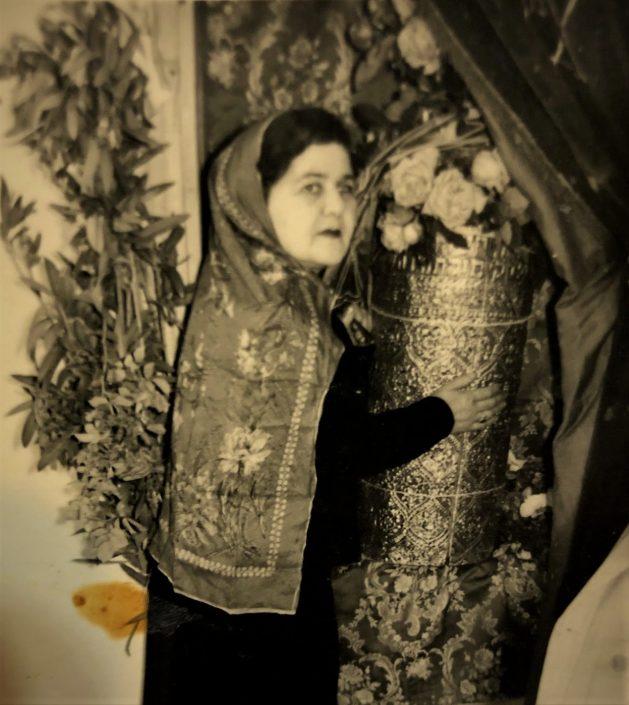 מרגלית בן אורי לבית עבו, דור רביעי למסורת 1946