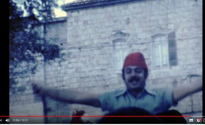 שירים וריקודים, תהלוכת בית עבו שנות ה- 70